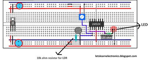 resistor non exles with sensors a decision taking device