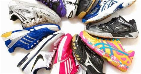 Sepatu Badminton Reebok 10 sepatu bola voli terbaik sepatu zu