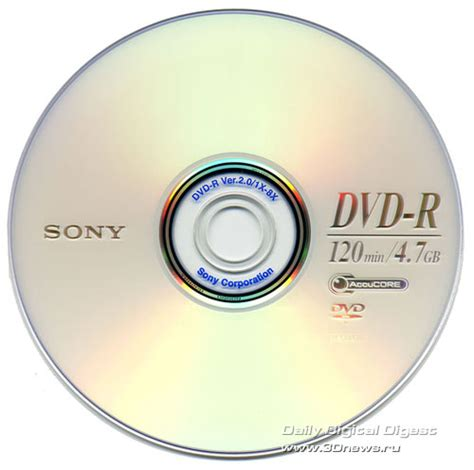 what format do dvd players recognize types of dvd