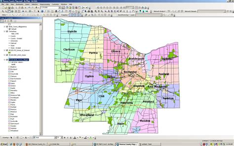 what is a map gis what is gis county ny