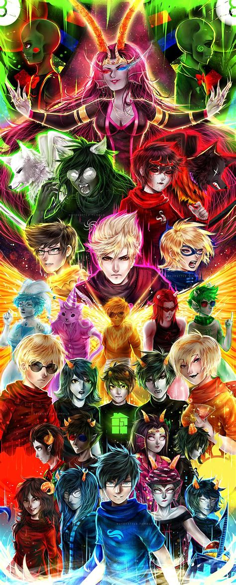 homestuck awesome drawings homestuck fanart by kitskittle on tumblr homestuck