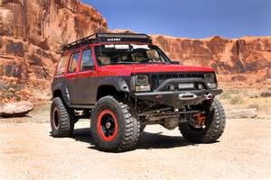 orfab or fab s new jeep xj test vehicle