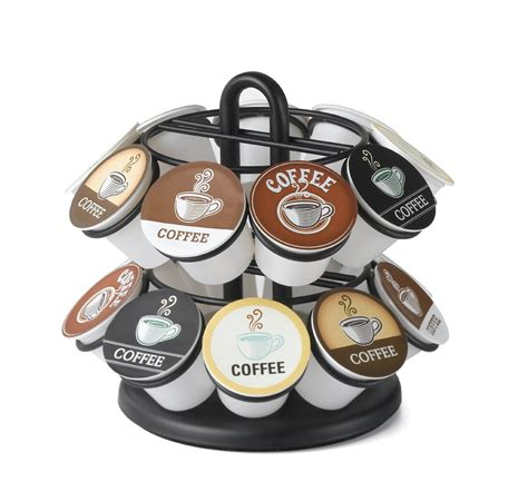 k portio nifty mini carousel for k cups only 8 53 reg 19 99