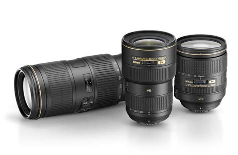 Popular Nikon Lenses for Shooting Video from Nikon