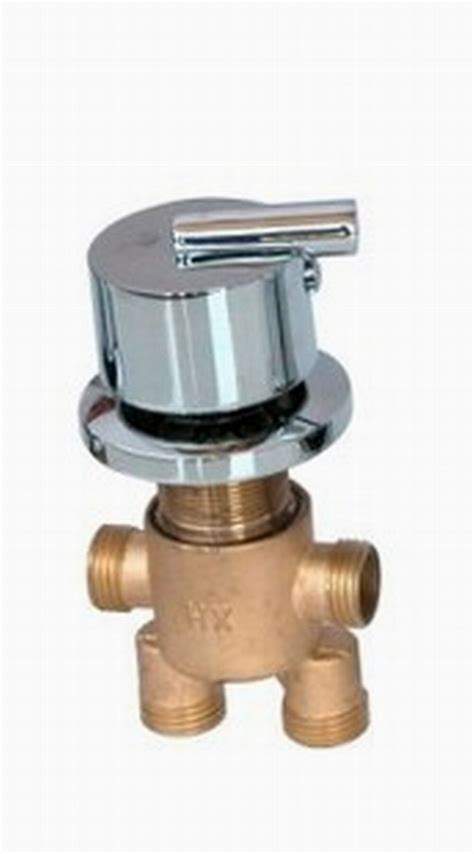 bathtub water valve bathtub split massage head 2 in 2 out bathtub water