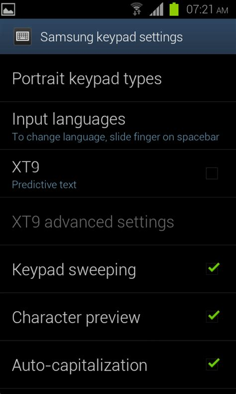 android keyboard settings guide using the onscreen keyboard on your android phone android advices