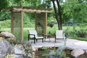Small Pergola Designs by Pics Photos Small Garden Design Pergola Design Pond Design