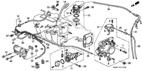 91 civic b18b1 wiring harness b series engine harness
