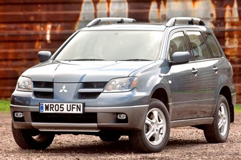 mitsubishi car 2004 mitsubishi outlander 2004 car review honest