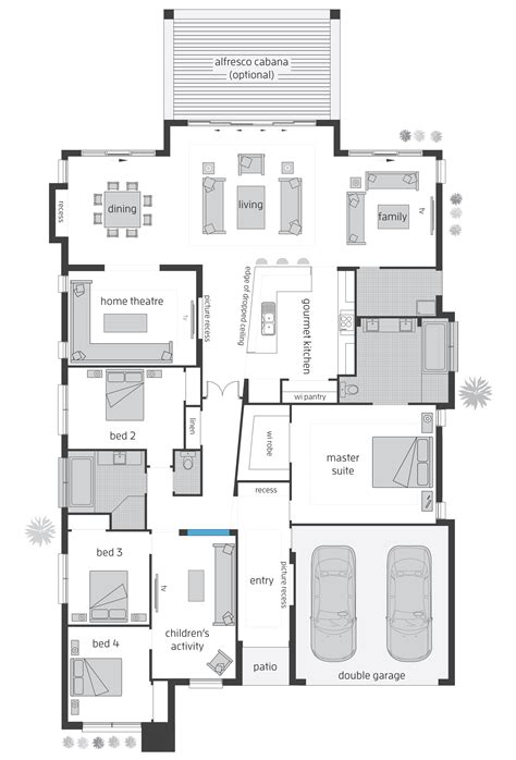 floor plans of house beach house floorplans mcdonald jones homes