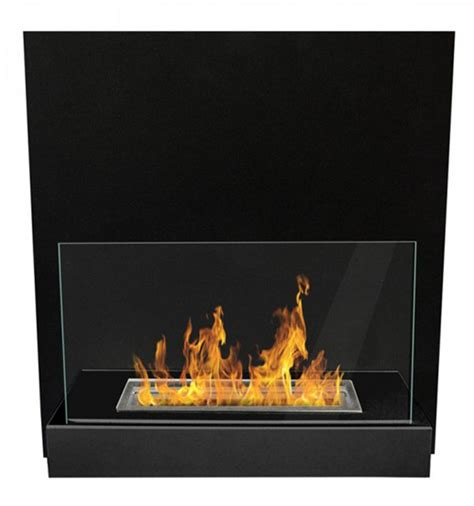 Hanging Without Fireplace by Hanging Biofireplace 450x470 Bio Ethanol Fireplace Built