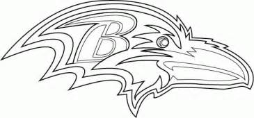 baltimore ravens coloring pages az coloring pages