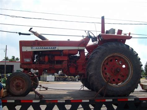Search For International International Harvester Ih 756 Salvage Tractor At Bootheel Tractor Parts