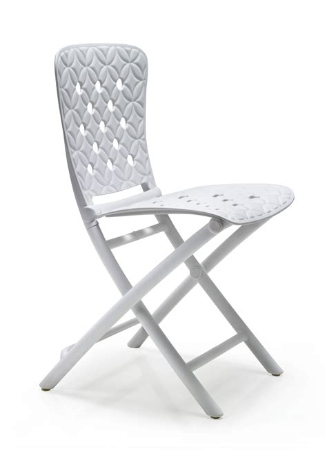 contemporary folding chairs contemporary style folding glass fibre garden chair zac by