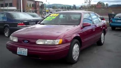 accident recorder 2007 ford taurus seat position control service manual how to relearn the idle 1993 ford taurus eacyde 1993 ford taurussho sedan 4d