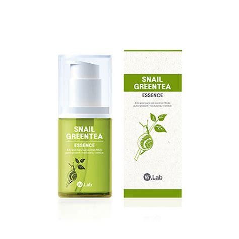 Greentea Essence Original w lab snail greentea essence w lab essence and serum
