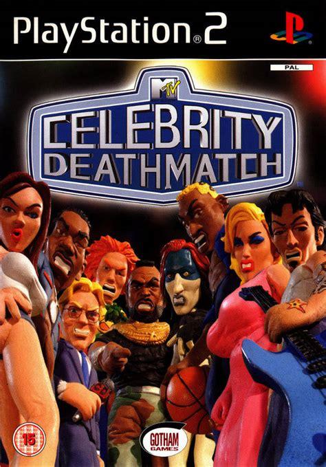 celebrity deathmatch game pc mtv s celebrity deathmatch box shot for playstation 2