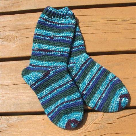 pattern for easy socks my first crochet socks crochet pattern cobblerscabin s