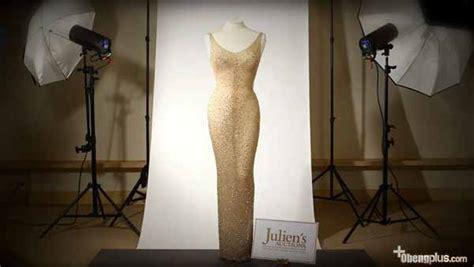 Baju Supreme Paling Mahal Baju Atau Gaun Paling Mahal Di Dunia Milik Marilyn