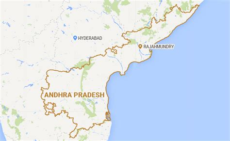 Andhra Pradesh Government For Mba by Andhra Pradesh Government To Develop Rajahmundry As A
