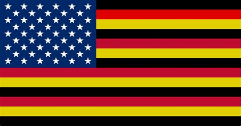 colors of german flag german american flag vexillology