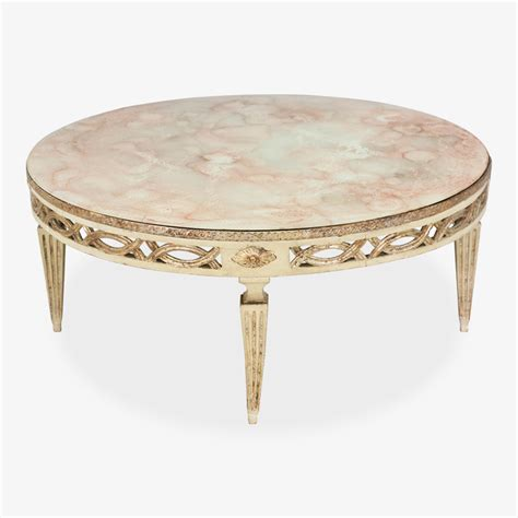 Italian Coffee Tables Italian Painted Coffee Table D Elegance