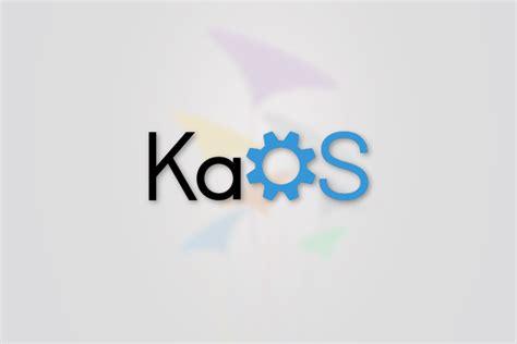 Kaos Ar 01 kaos pero con orden as 237 es la rolling release pro kde