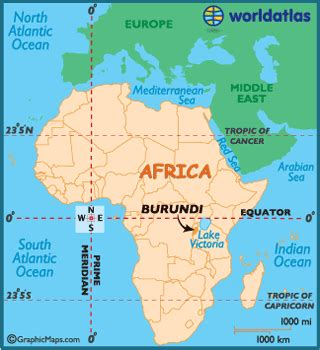africa map burundi burundi map geography of burundi map of burundi
