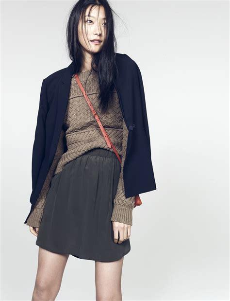 25848 Cross Style Denim Skirt Rok Flare Denim Biru 14 best wardrobe mvps february 2015 images on