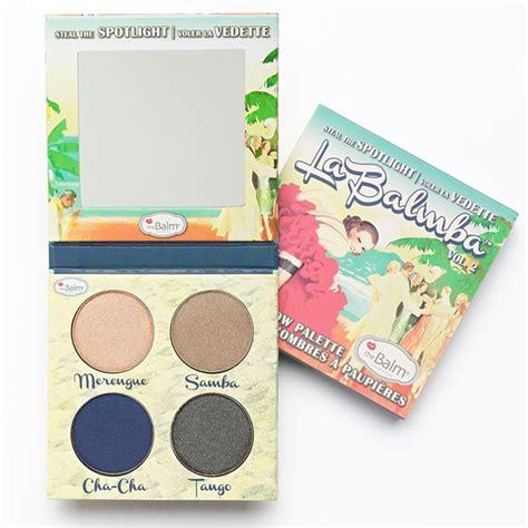 The Balm Eyeshadow subscription box swaps the balm la bamba vol 2 palette
