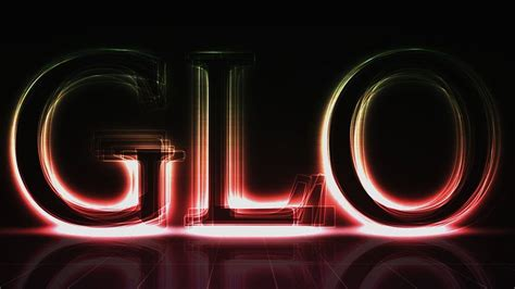 photoshop cs3 glow effect tutorial glo glowing text effect photoshop tutorial youtube