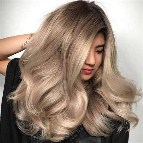 tang hair color ideas for 2017 best hair color