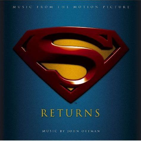 Cd Superman superman returns original soundtrack limited edition