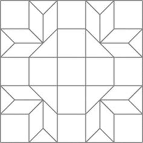 simple pattern block templates printable quilt block patterns quilt block 7 blank