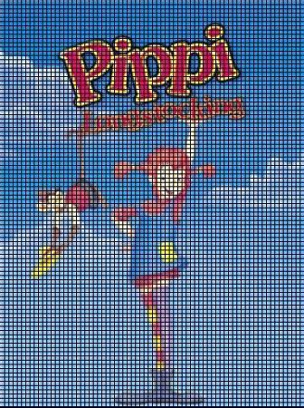 pippi longstocking dress template for card pippi longstocking crochet pattern