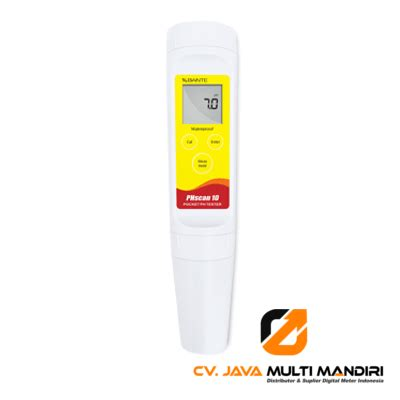 Alat Ukur Ph Meter alat ukur ph meter amtast ph10s alat ukur indonesia