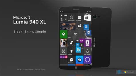 Microsoft Lumia Terbaru rumor spesifikasi dan harga microsoft lumia 940 xl terbaru