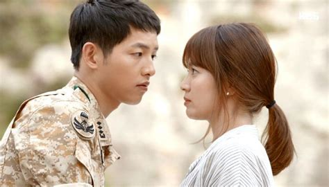 Wedding Song You By My Side by Quot Descendants Of The Sun Quot Fan Imagines Happy Ending For