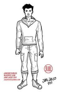 dibujos para varones hombre estilo comic americano vestido dibujos y sketches
