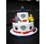 Paw Patrol Cake $395 • Temptation Cakes