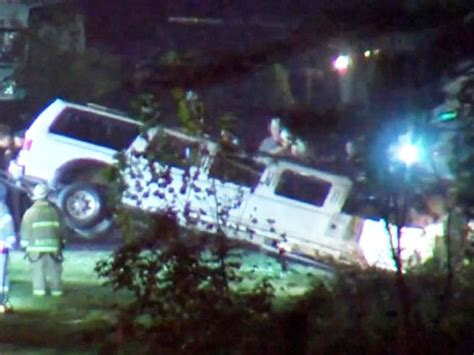 New York Limo by Horrific Limousine Crash Leaves 20 Dead In New York