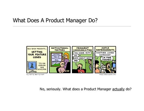 Does A by Product Manager 101 What Does A Product Manager Actually Do