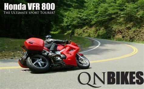 Honda Motorrad Vtec by Vfr800 Honda Sport Tourer Motorcycles