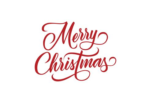 merry christmas decorative lettering vector   vectors clipart graphics vector art