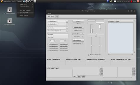 gnome themes webupd8 wow themes linux und ich