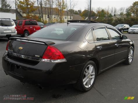 2008 impala black 2008 chevrolet impala ltz in black photo 2 283267 all