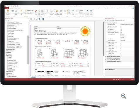 Math Worksheet Creator by Math Worksheet Maker For Teachers Math Resource Studio