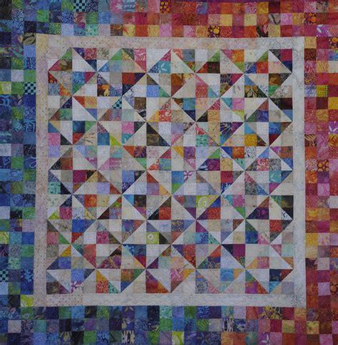batik quilt design scrappy batik quilt alex anderson quilts