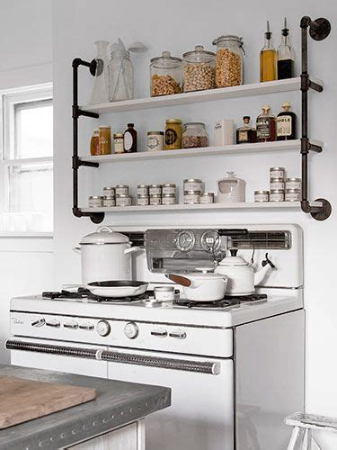 country shelves for kitchen kitchen on cabinet knobs white kitchens and