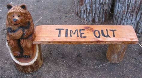 timeout bench time out bench